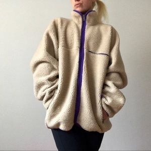 Vintage Patagonia RETRO-X Fleece Jacket SHERPA XL
